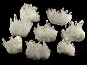 minidruzy kristalu cina