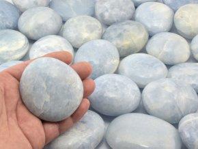 kalcit lesteny modry 1ks kamen