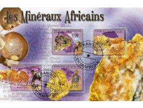 Africa Minerals - CTO
