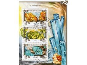 Niger Minerals (4) - CTO