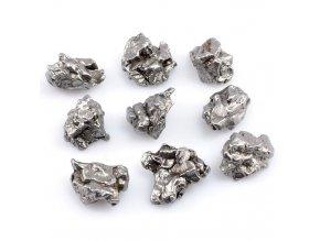 Železný meteorit 1ks (2-3g) NEW CAMPO DEL CIELO