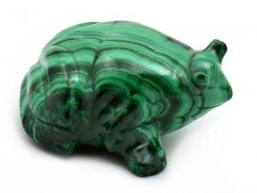 Malachit - žába (4)