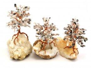 stromecek stesti kristal s turmalinem