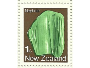 NEW ZEALAND 1982 1c NEPHRITE