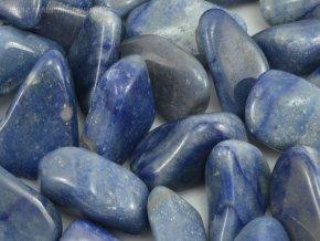 Modrý křemen (3-4,5cm) 1ks