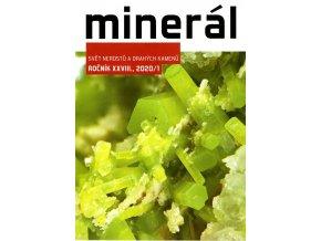 Časopis Minerál 2020/1