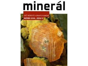 Časopis Minerál 2019/5