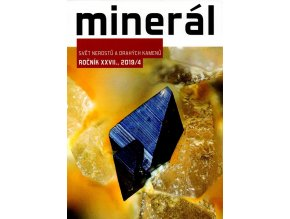 Časopis Minerál 2019/4