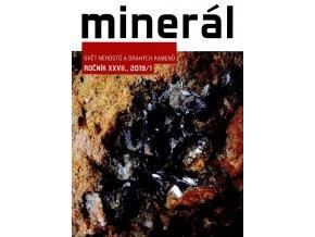 Časopis Minerál 2019/1