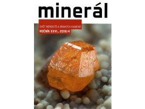 Časopis Minerál 2018/4