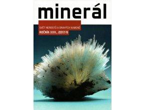 Časopis Minerál 2017/6