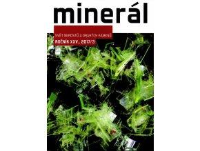 Časopis Minerál 2017/3