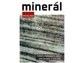 Časopis Minerál 2016 SPECIÁL