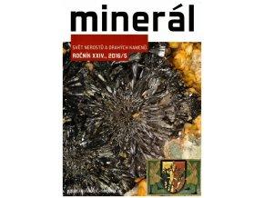 Časopis Minerál 2016/5