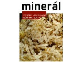Časopis Minerál 2015/3
