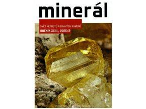 Časopis Minerál 2015/2