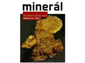 Časopis Minerál 2015/1