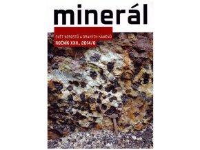 Časopis Minerál 2014/6