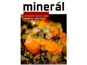 Časopis Minerál 2013/6