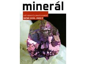 Časopis Minerál 2020/2