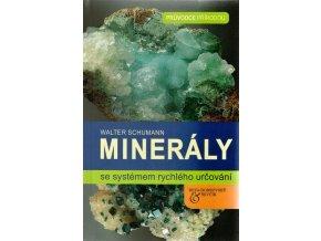 Minerály se systémem rychlého určování
