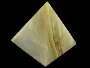 aragonit pyramida 10cm 10