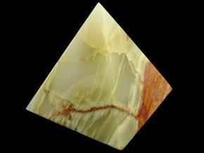 aragonit pyramida 10cm 12