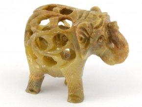 slon z mastku 6cm 4