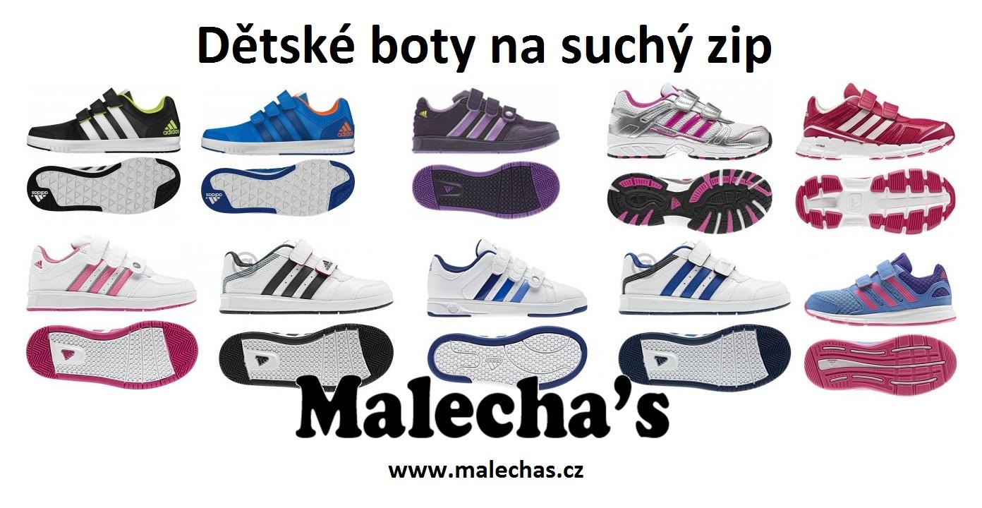 Výprodej dětských bot adidas