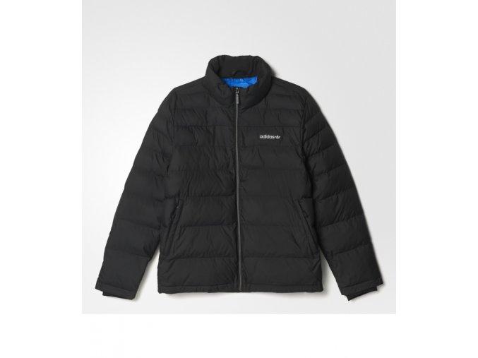 adidas Originals Pánská zimní bunda PRAEZTIGE SYNTH - AB7876 - černá