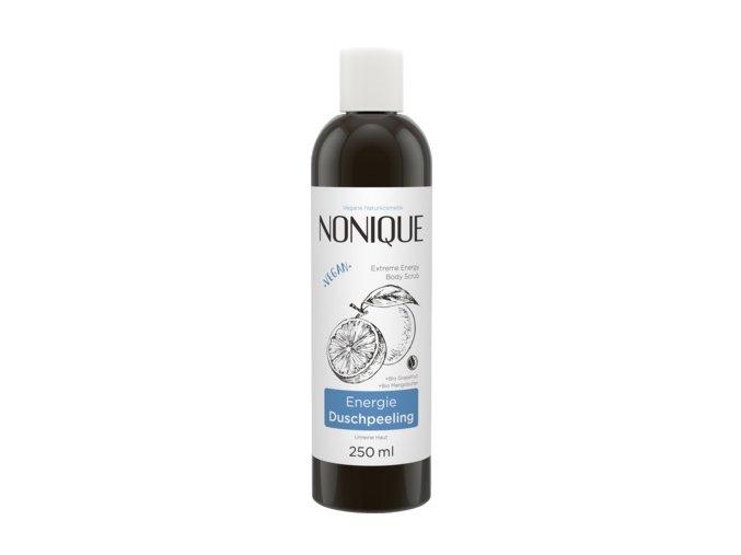 NONIQUE,  Sprchový gel, Körperpeeling Energie, 250 ml