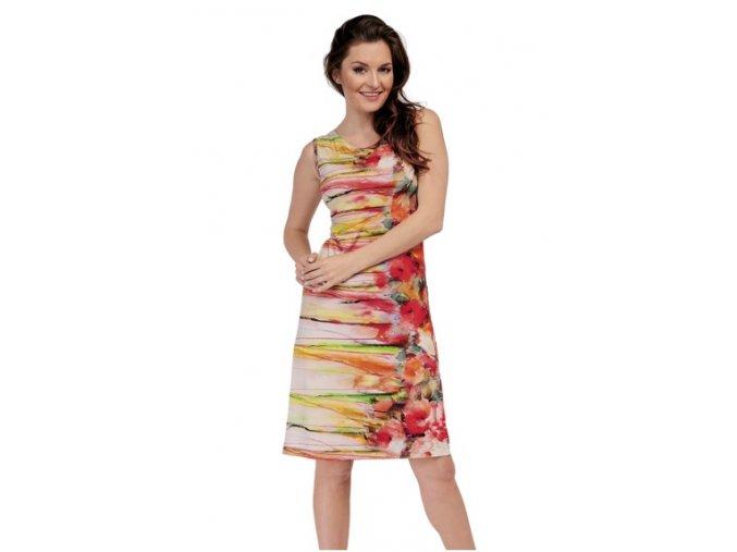 Letní šaty vel. M, L