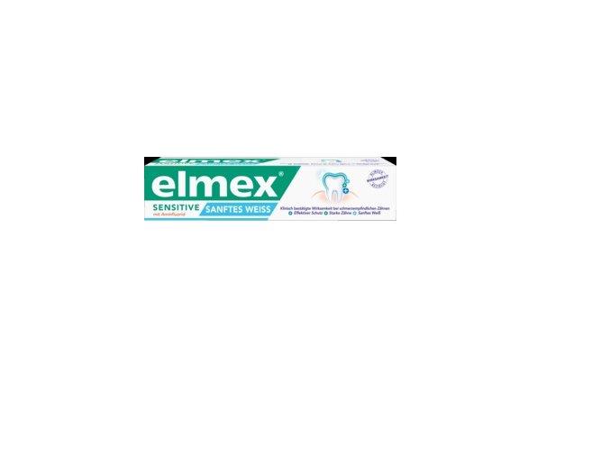 Elmex, zubní pasta pro citlivé bělení, 75 ml