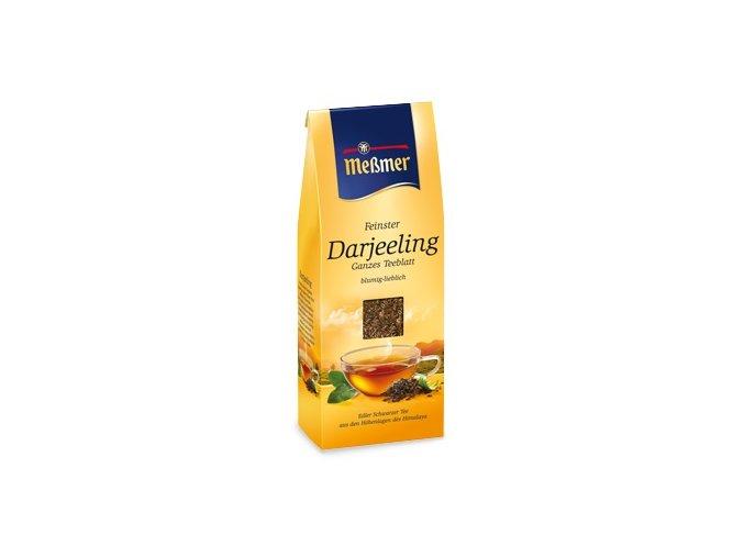 Messmer černý sypaný čaj Darjeeling 150g