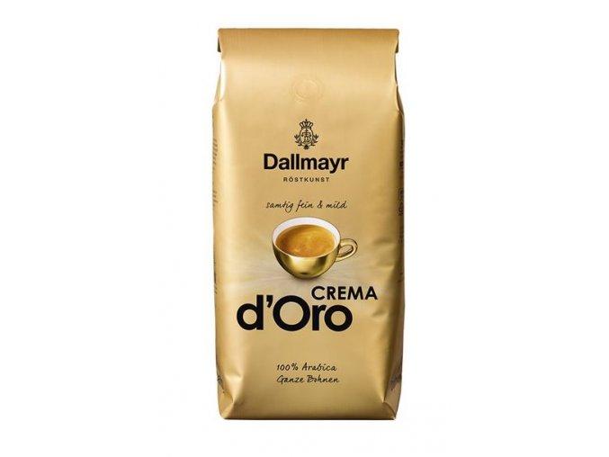 Káva Dallmayr Crema d'Oro