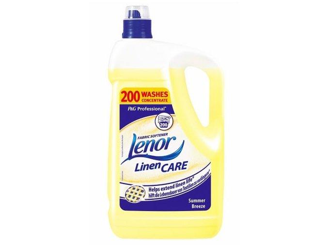 Lenor Professional Summer aviváž 200 dávek 5 l