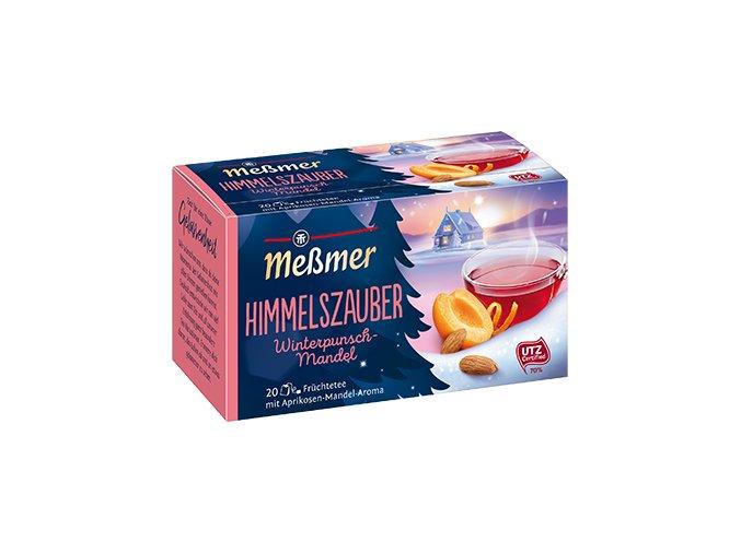 Messmer čaj Nebeská magie s příchutí punče a mandlí, 20x2,75g