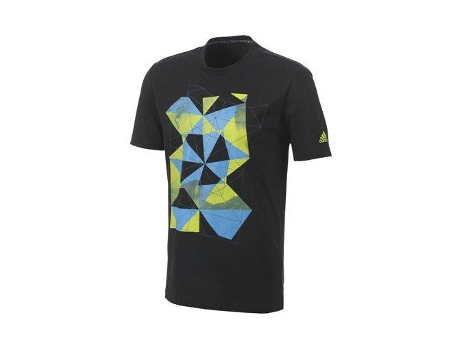 Pánská trička Adidas s potiskem D81558