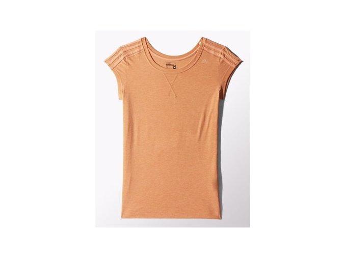 Levné dámské tričko Adidas ClimaLite