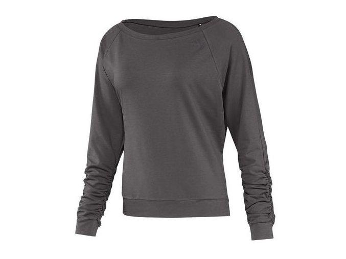 Adidas dámské tričko s dlouhým rukávem  F50051