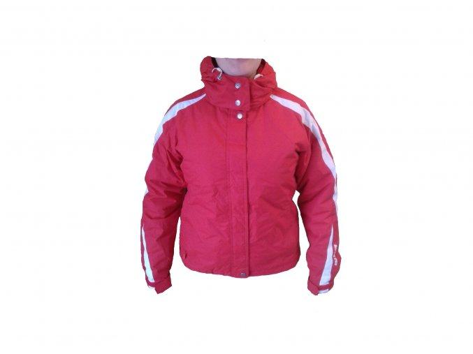 Alpine Pro 444441 - červená Dámská zimní bunda