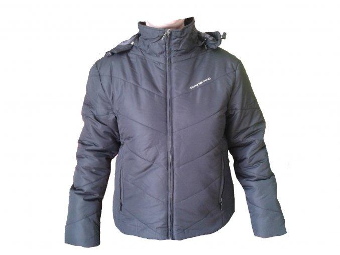 Alpine Pro 4868990 - černá  Dámská zimní bunda