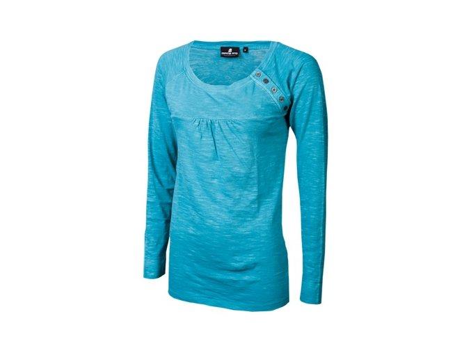 Alpine Pro INDIAN SIGN 70018596 dámské tričko s dlouhým rukávem