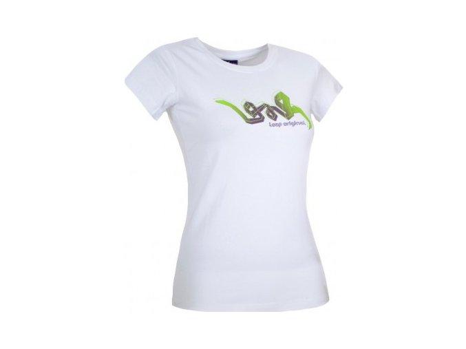 Loap ELVINA CCL1232 Dámské triko - bílé