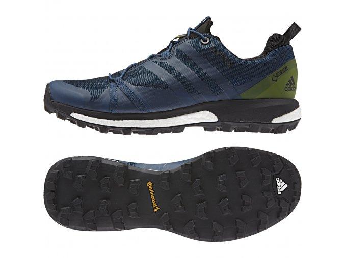 adidas TERREX AGRAVIC GTX AQ4073 Pánská outdoorová obuv