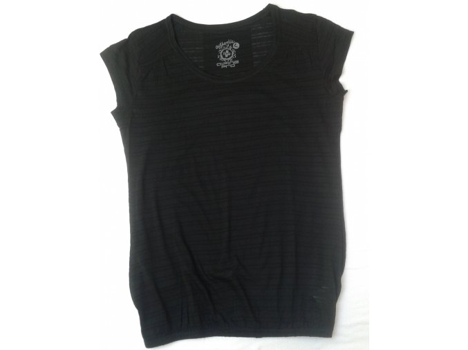 Alpine Pro dámská černá trička 63050990