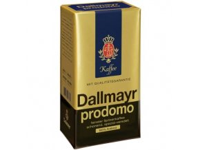 Mletá káva Dallmayr Kaffee Prodomo 500 g