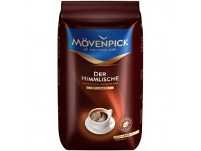 Zrnková káva Mövenpick božská