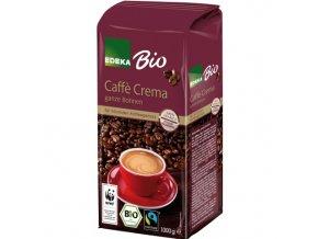 Zrnková káva EDEKA Bio Caffe Crema 1 kg