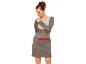 Dámské šaty Draps 7127